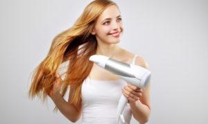 cuidado extensiones hairtalk secar