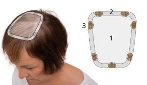 extensiones hairwear easytop