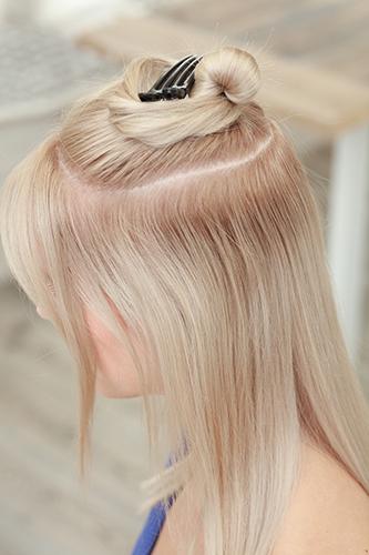 paso 1 hairtalk hairband