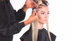 extensiones adhesivas pelo natural hairtalk