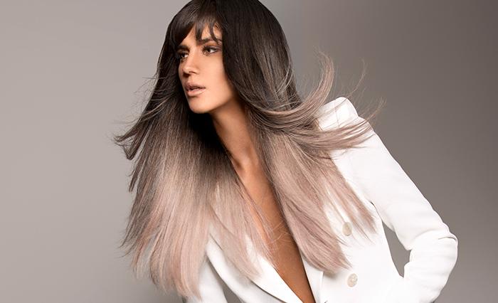 extensiones de pelo efecto balayage