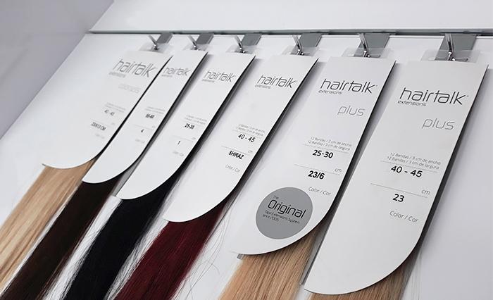 hairtalk en los mejores salones de peluqueria