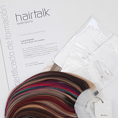 certificacion extensiones hairtalk