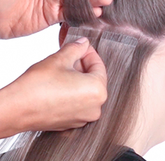 curso extensiones hairtalk inicial
