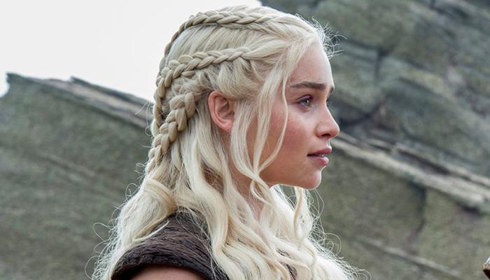 scandi blonde daenerys targaryen
