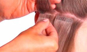 Taller extensiones hairtalk inicial