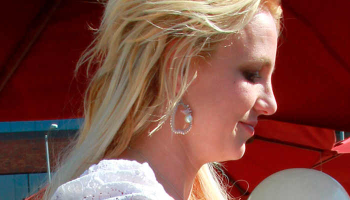britney spears extensiones