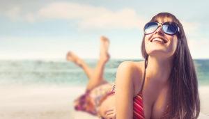 cuidado extensiones hairtalk en verano