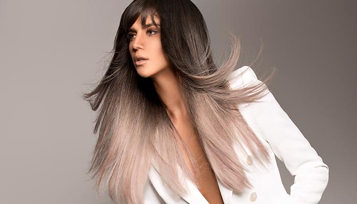 famosas con extensiones de pelo