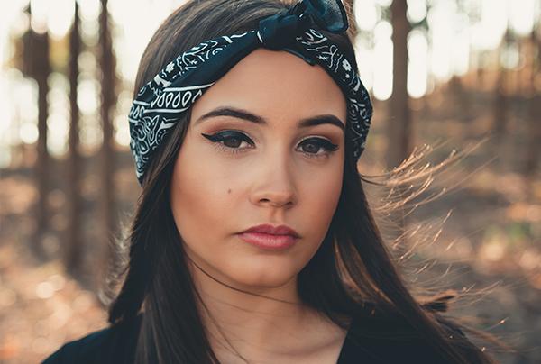 bandanas para el pelo