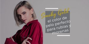smoky gold para rubias y morenas