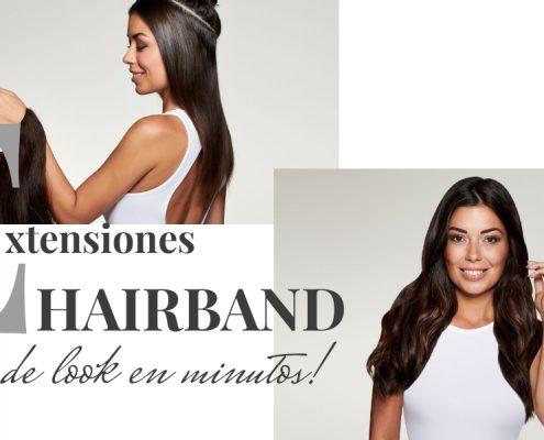 extensiones hairband solucion en pocos minutos